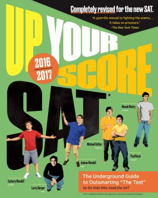 Up Your Score Cover