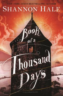 Book of a Thousand Days Cover Image