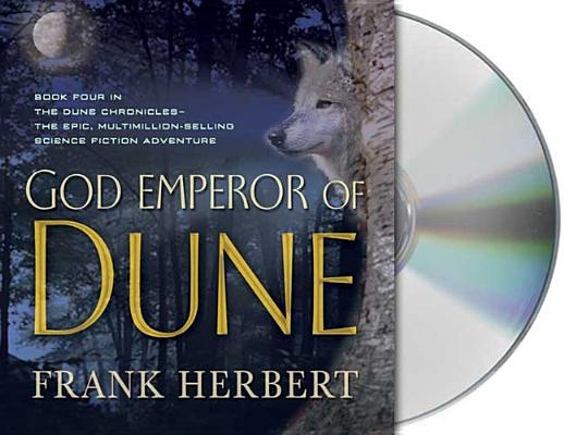 God Emperor of Dune Cover Image