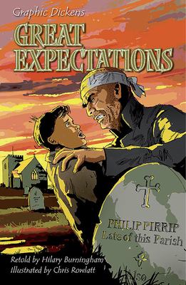 Great Expectations (Graphic Dickens) Cover Image