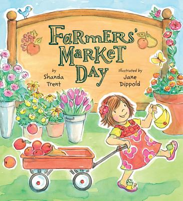 Farmers' Market Day Cover