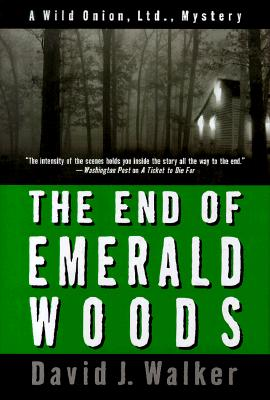 The End of Emerald Woods Cover