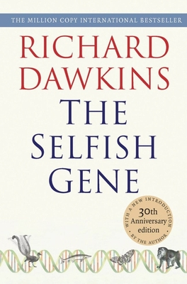 The Selfish Gene Cover Image