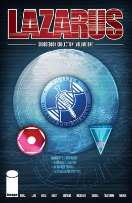 Lazarus: Sourcebook Collection Volume 1 Cover Image