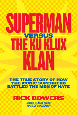 Superman Versus the Ku Klux Klan Cover