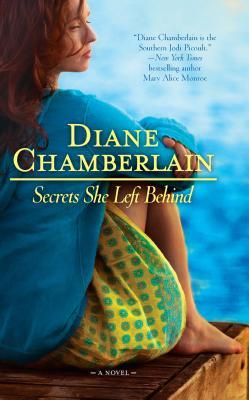 Secrets She Left Behind Cover
