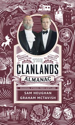 Clanlands Almanac: Season Stories from Scotland Cover Image
