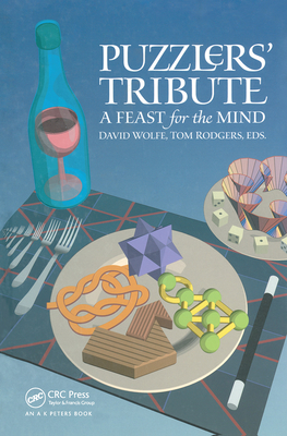 Puzzlers' Tribute: A Feast for the Mind Cover Image