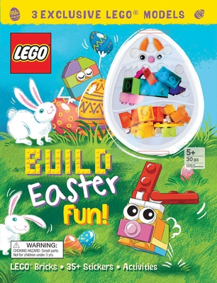 LEGO(R): Build Easter Fun (Activity Book with Minifigure) Cover Image