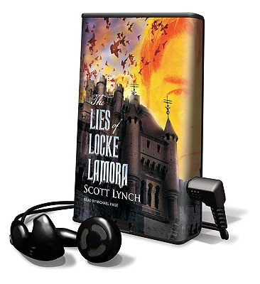 The Lies of Locke Lamora [With Earbuds] Cover
