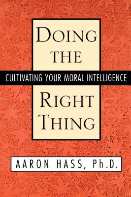 Cover for Doing the Right Thing