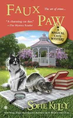 Faux Paw (Magical Cats #7) Cover Image