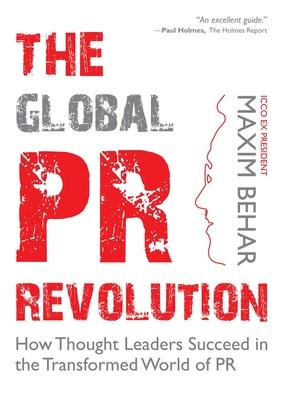 Cover for The Global PR Revolution
