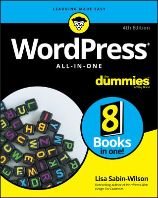Wordpress All-In-One for Dummies Cover Image