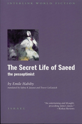 The Secret Life of Saeed Cover