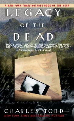 Legacy of the Dead (Inspector Ian Rutledge #4) Cover Image