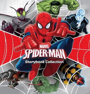Cover for Spider-Man Storybook Collection