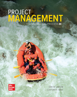 Loose Leaf for Project Management: The Managerial Process Cover Image