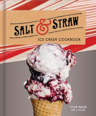 Salt & Straw Ice Cream Cookbook Cover Image