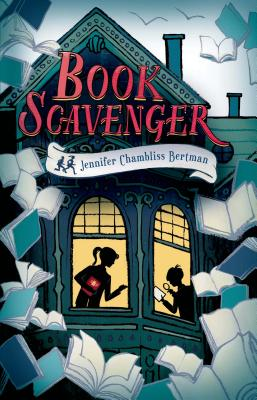 Book Scavenger Cover Image