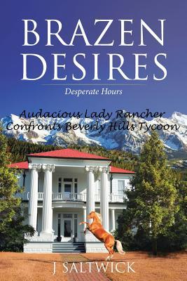 Cover for Brazen Desires