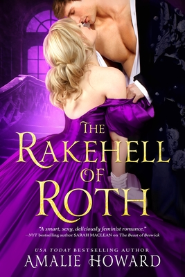 The Rakehell of Roth (The Regency Rogues #2) Cover Image