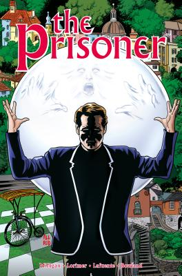 The Prisoner: The Uncertainty Machine Cover Image