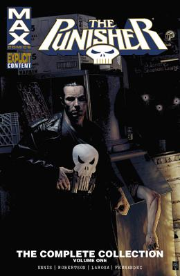 Punisher Max: The Complete Collection Vol. 1 cover image