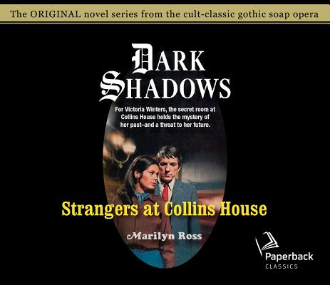 Strangers at Collins House (Dark Shadows #3) Cover Image