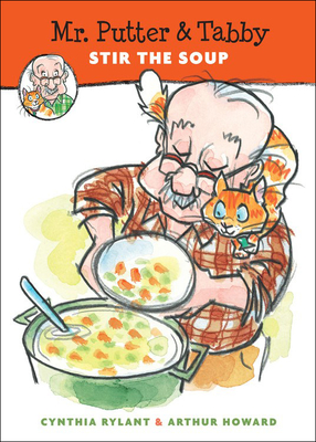 Mr. Putter & Tabby Stir the Soup Cover Image
