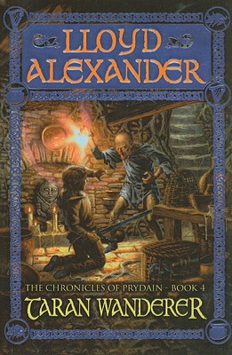 Taran Wanderer (Chronicles of Prydain #4) Cover Image