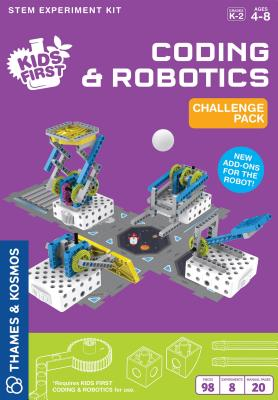 Coding & Robotics Challenge Pk [With Battery] (Signature) Cover Image