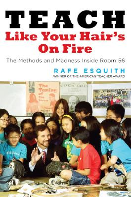 Teach Like Your Hair's on Fire Cover
