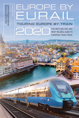 Europe by Eurail 2020 Cover Image