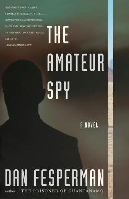 The Amateur Spy Cover
