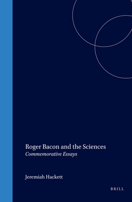 Cover for Roger Bacon and the Sciences