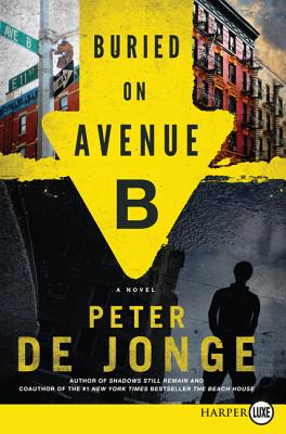 Buried on Avenue B Cover