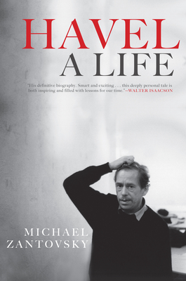 Havel: A Life Cover Image