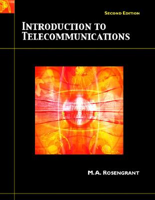 Introduction to Telecommunications Cover Image
