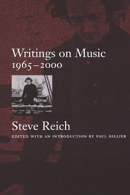 Writings on Music, 1965-2000 Cover Image