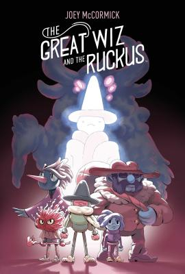 The Great Wiz and the Ruckus Cover Image
