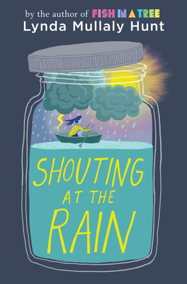 Shouting at the Rain Cover Image