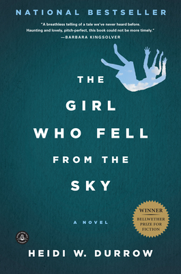 The Girl Who Fell from the Sky cover image