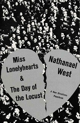 Miss Lonelyhearts: And the Day of the Locust Cover Image