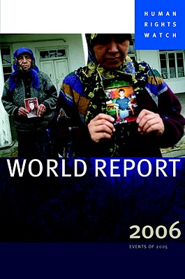 Human Rights Watch World Report 2006 Cover