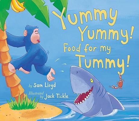 Yummy Yummy! Food for My Tummy! Cover