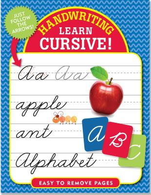 Learn to Write Cursive Cover Image