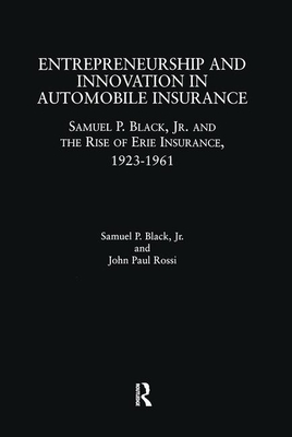 Entrepreneurship and Innovation in Automobile Insurance Cover
