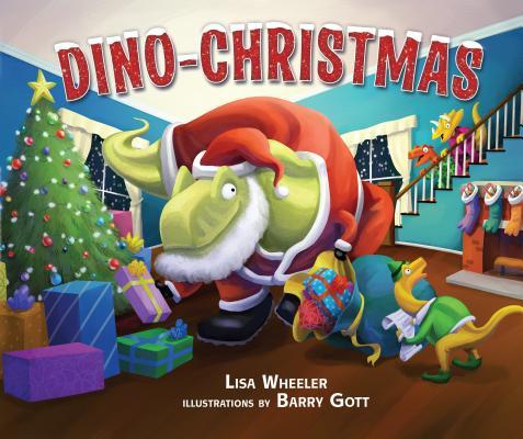 Dino-Christmas Cover Image