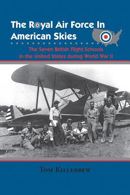 Cover for The Royal Air Force in American Skies